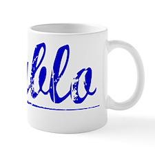 Pablo, Blue, Aged Mug
