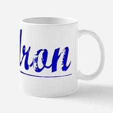 Padron, Blue, Aged Mug