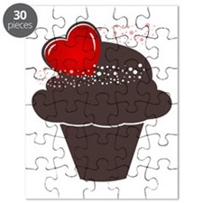 Love Cupcake Puzzle
