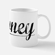 Downey, Vintage Mug