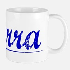 Parra, Blue, Aged Mug