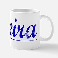 Pereira, Blue, Aged Mug