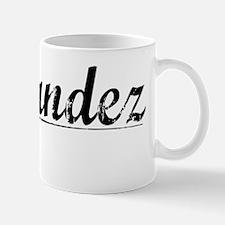 Fernandez, Vintage Mug