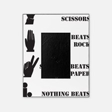 Rock Paper Scissors Blowjob Picture Frame