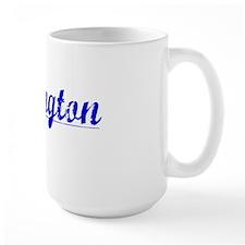 Pilkington, Blue, Aged Mug