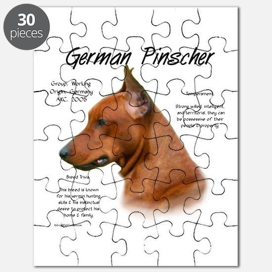 German Pinscher Puzzle