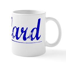 Pollard, Blue, Aged Mug
