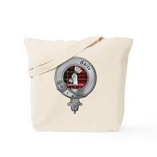 Clan Brodie Tote Bag
