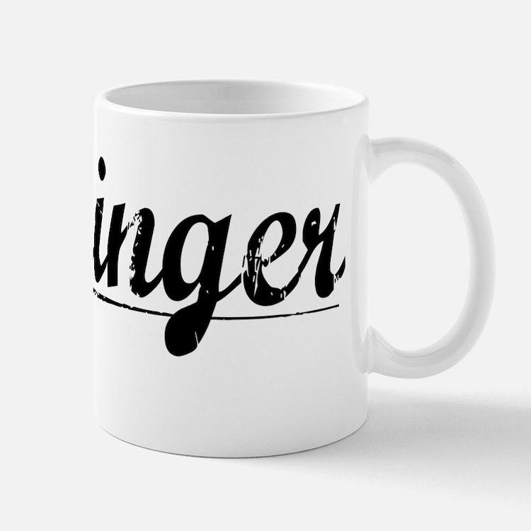 Flickinger, Vintage Mug