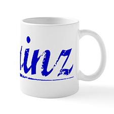 Prinz, Blue, Aged Mug