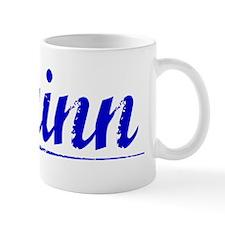 Quinn, Blue, Aged Small Mug
