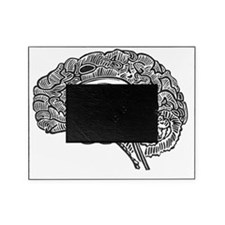 Science Geek Brain Picture Frame