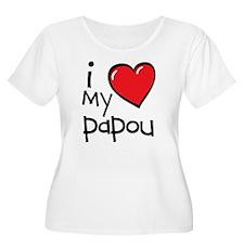 I Love My Pap T-Shirt