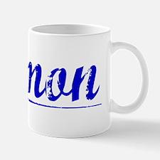 Ramon, Blue, Aged Mug
