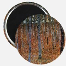 Gustav Klimt Beech Grove Magnet