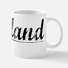 Gilliland, Vintage Mug