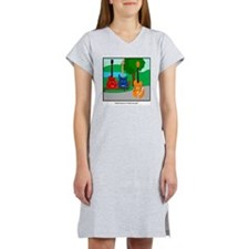 She Likes a Bigsby Women's Nightshirt
