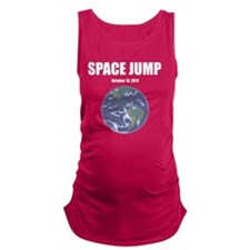 Space Jump Maternity Tank Top