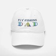 FLY FISHING DAD - MORE SPORTS W/THIS DESIGN Baseball Baseball Cap