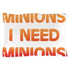 I need minions Pillow Case