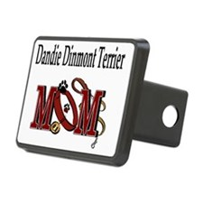 Dandie Dinmont Terrier Mom Hitch Cover