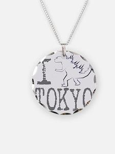 I Godzilla TOKYO (new) Necklace