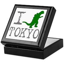 I Godzilla TOKYO (original) Keepsake Box
