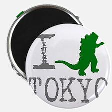 I Godzilla TOKYO (original) Magnet