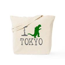 I Godzilla TOKYO (original) Tote Bag