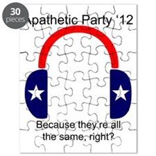 Apathetic Party 2012: Because theyre all th Puzzle