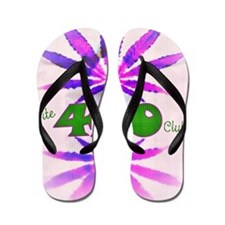 Lady Bud Flip Flops