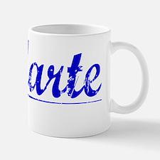 Rodarte, Blue, Aged Mug
