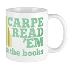 Carpe ReadEm Mug