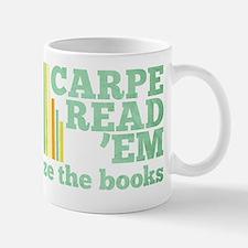 Carpe ReadEm Mug