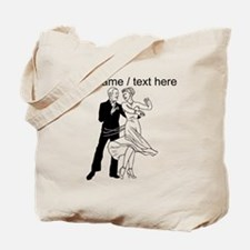 Custom Ballroom Dancing Tote Bag
