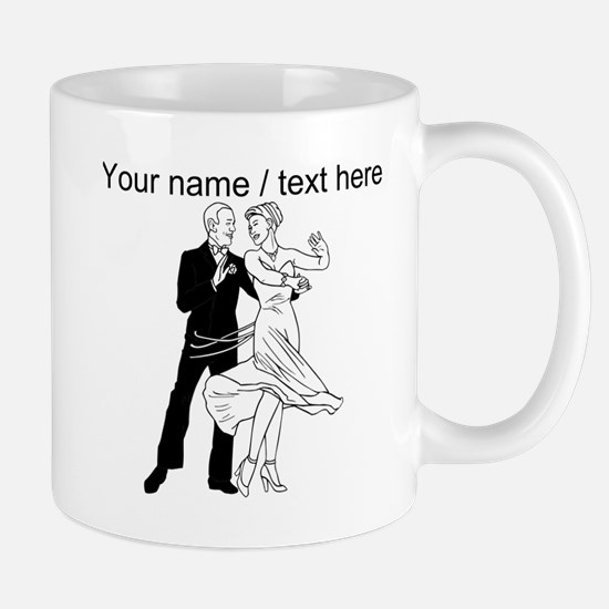 Custom Ballroom Dancing Mugs