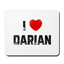 I * Darian Mousepad