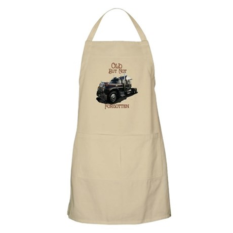 Old But Not Forgotten BBQ Apron