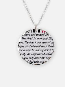 Definition of a nurse Necklace