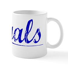 Royals, Blue, Aged Mug