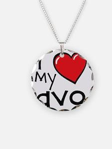 I Love My Avo Necklace