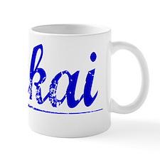 Sakai, Blue, Aged Mug