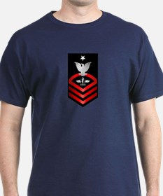Navy Senior Chief Anti-Sub Warfare Operator T-Shirt