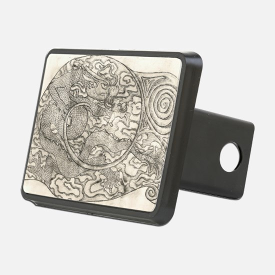 Water Dragon Hitch Cover