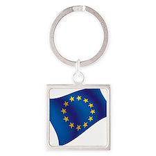 European Union Keychains