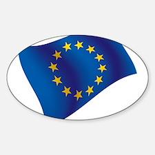 European Union Decal