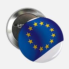"""European Union 2.25"""" Button"""