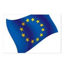 European Union Postcards (Package of 8)