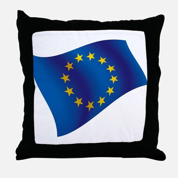 European Union Pillows, European Union Throw Pillows & Decorative Couch Pillows