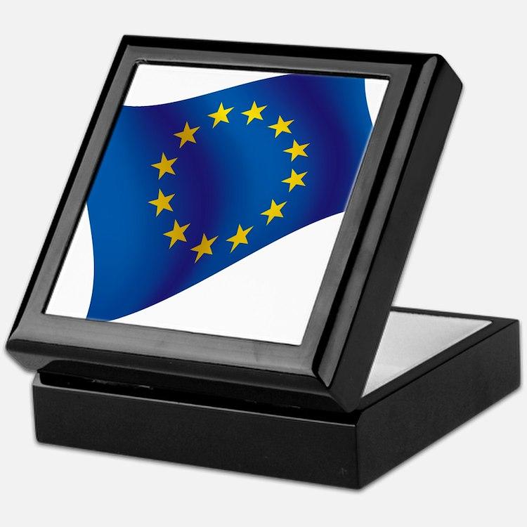 European Union Keepsake Box